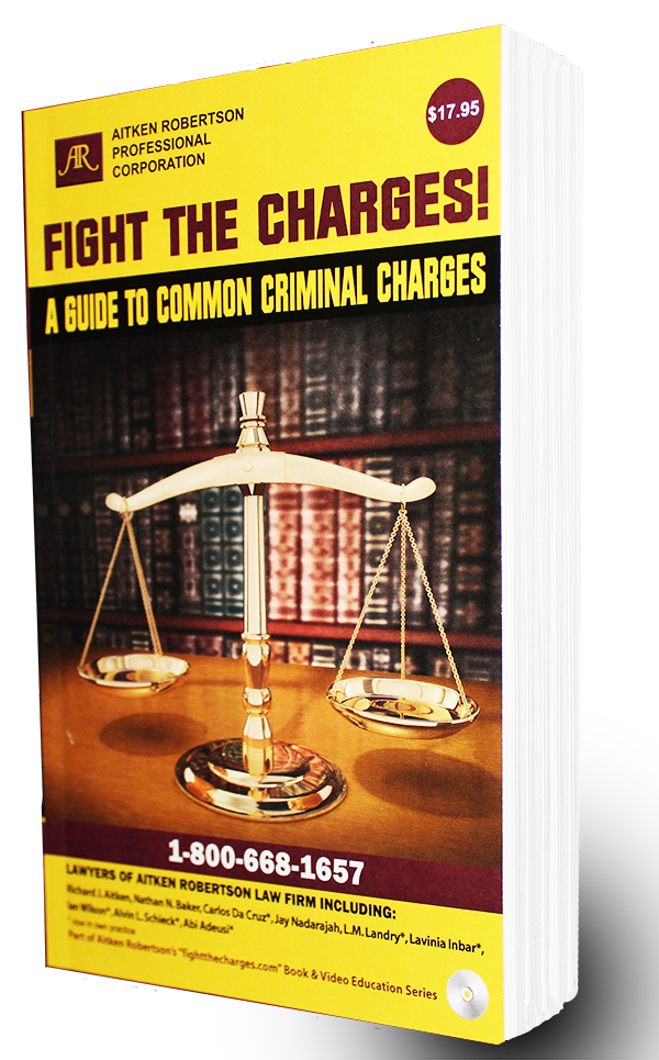 Fight the Charges! A Guide to Common Criminal Charges