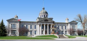 Kingston Criminal Lawyers defend your charges at the Frontenac County Courthouse