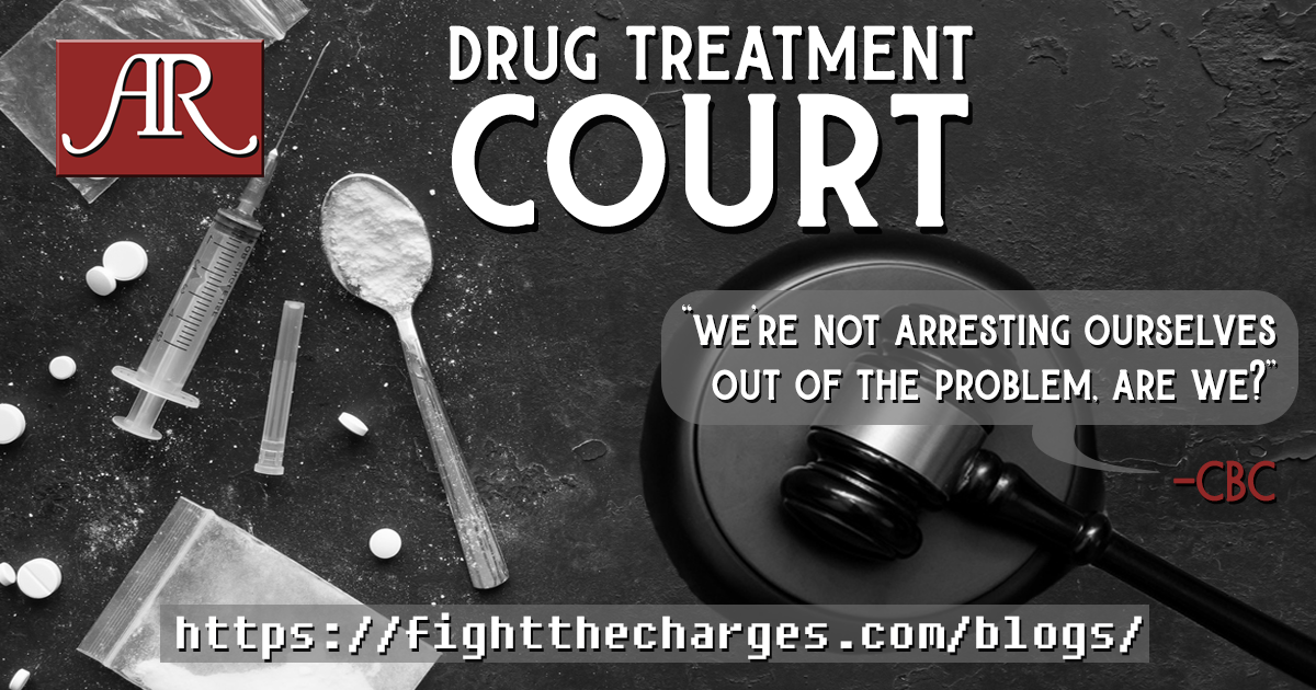 Drug Treatment Court