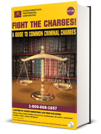 criminal charges book