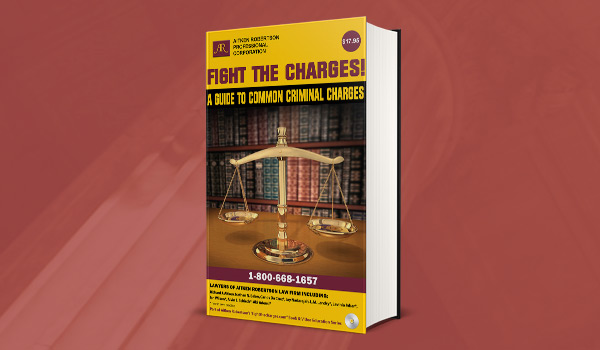 Free Criminal Charges Book