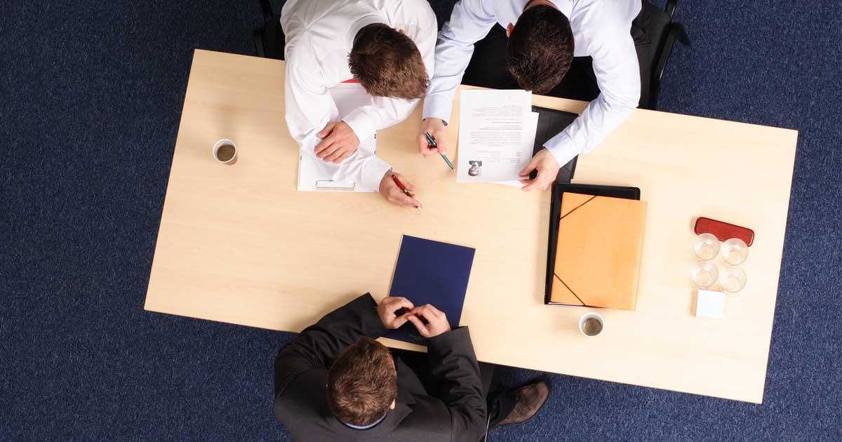 Crown Office Meeting