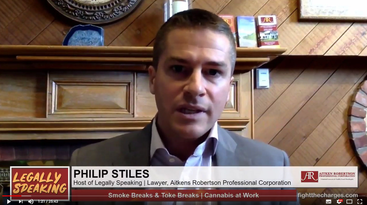 Legally Speaking S1Ep2   Cannabis In The Workplace