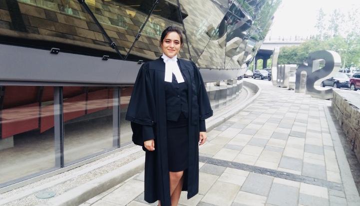 Virgina Dolinska - Ottawa Criminal Lawyer