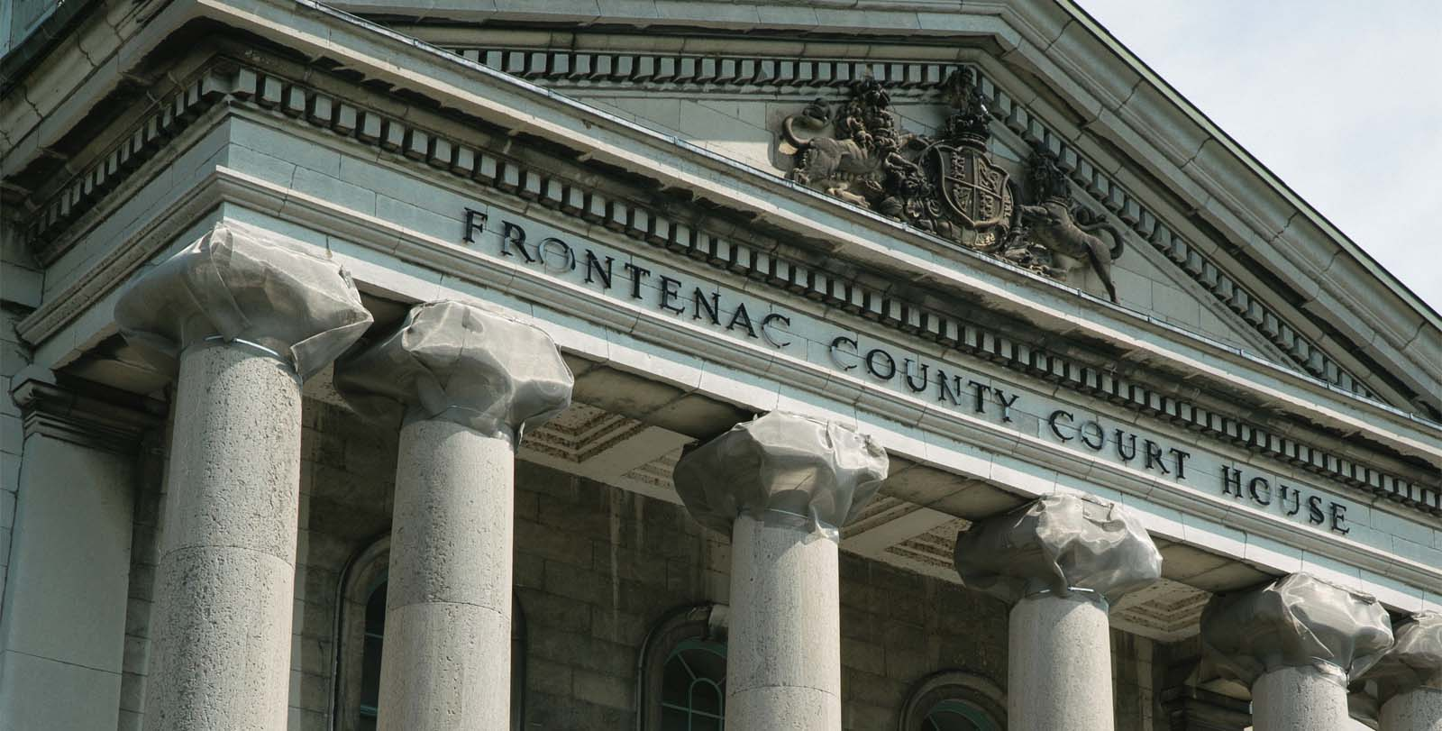 Kingston Court - Frontenac County Court House