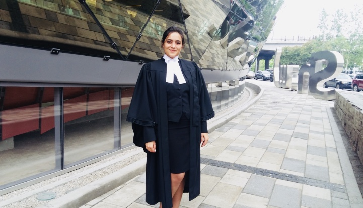 Virginia Dolinska - Ottawa Criminal Lawyer