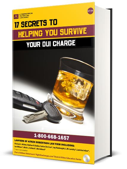 Free DUI Book