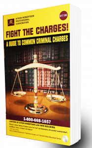 Free Guide to Criminal Charges